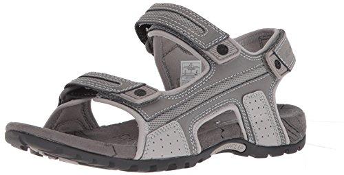 Preisvergleich Produktbild Merrell Men's Sandspur Oak Sandal, Grey, 11 Medium US