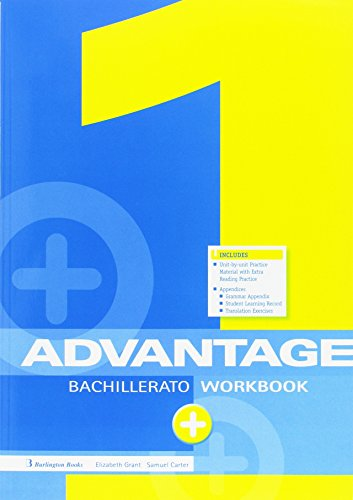 ADVANTAGE, 1º Bachillerato. Workbook