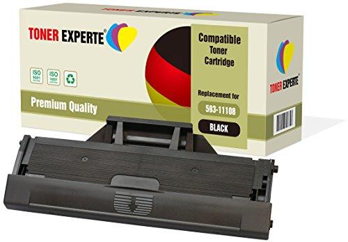 TONER EXPERTE® Premium Toner kompatibel zu 593-11108 HF44N für Dell B1160, B1160w, B1163, B1163w, B1165, B1165nfw