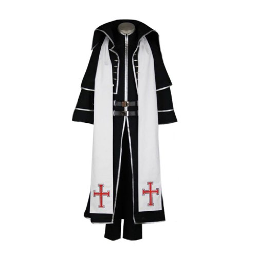Dream2Reality Trinity Blood Cosplay Kostuem -Tres Iqus 1st Ver Kid Size Small