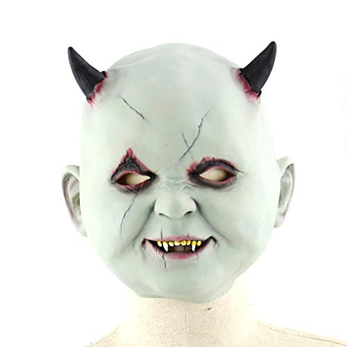 Teufel Maskerade Maske - Peanutaod Halloween Latex Maske Room Escape