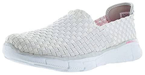 Skechers Equalizer - Dream On, Chaussures femme - Blanc - Blanc - Blanc, 36 EU
