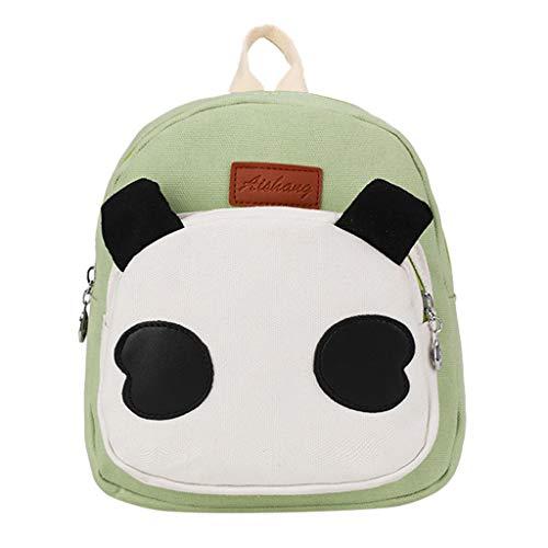 Dorical Mädchentaschen Kinder Cartoon Rucksack Umhängetasche Kindertasche für Mädchen, Schultertasche Baby Bag Kinder Rucksack Leichte Strap Schultasche für Baby Boy Ausverkauf(A)