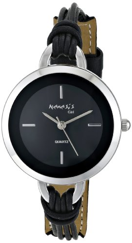 Nemesis Women's NS213K Classic Analog Watch