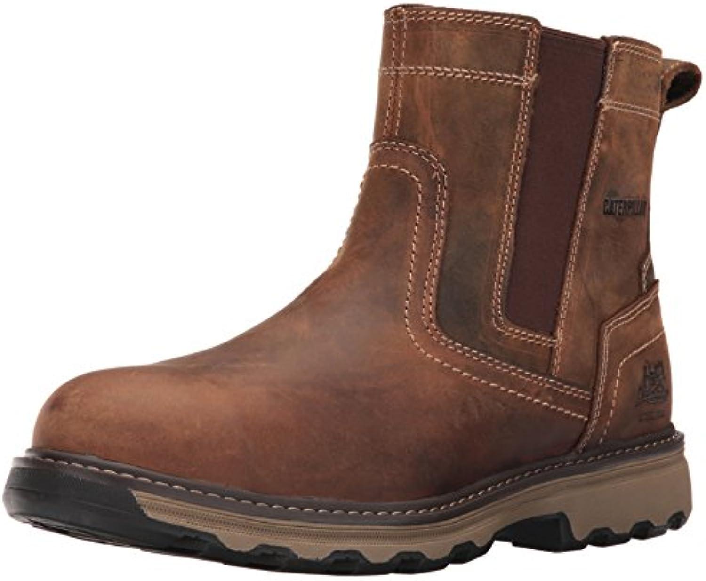 Caterpillar Men's Pelton Steel Toe Industrial and Construction Shoe