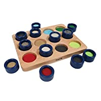 TickiT 72101 Touch and Match Board - Sensory Touch and Feel