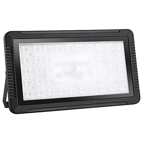 LED Flutlichter & Outdoor Sicherheitsbeleuchtung, 150W, 12000LM, Tageslichtweiß (6000K), leuchtstark, energieeinsparend, für Spielplatz, Gebäude, Stadion, Wege, Straßen, Plätze, Fabriken, Parkplätze