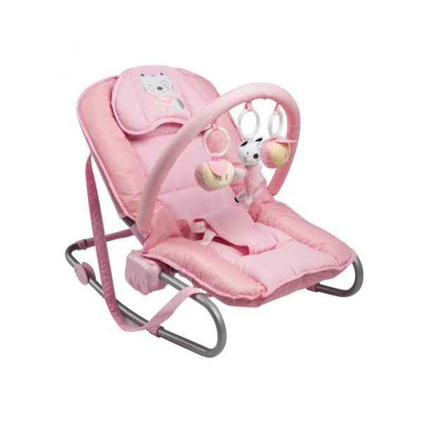 Happy Way H6002-Hammock HAPPY WAY Backrest and adjustable belt Fixed position and swing Maximum Baby up to 6months or up to 9kg in weight 1