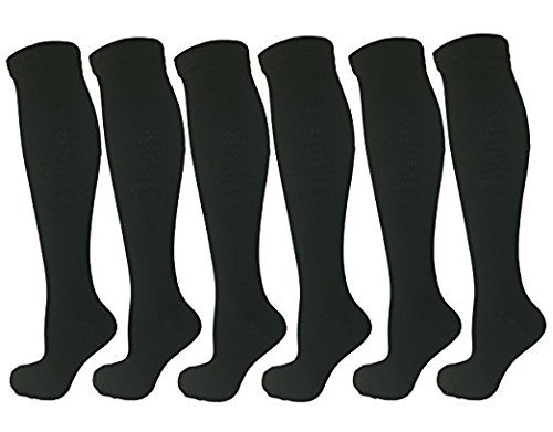 6-pairs-knee-high-graduated-compression-socks-for-women-and-men-best-medical-nursing-maternity-pregn