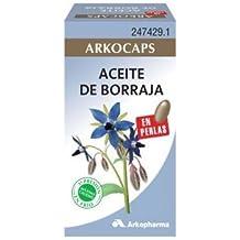 Arkocápsulas Aceite de Borraja 50 Perlas