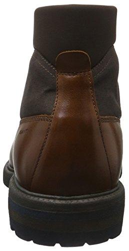 Gant - Nobel, Stivali bassi con imbottitura leggera Uomo Marrone (Braun (cognac/dark brown G450))