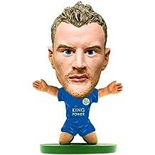SoccerStarz SOC1071 Clásico Leicester Jamie Vardy Kit Inicio