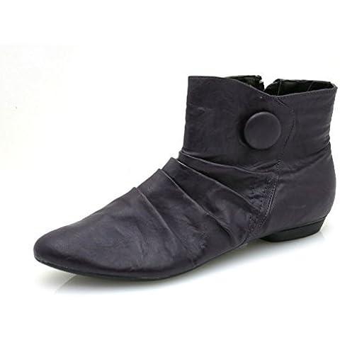 Marco Tozzi Botín corto Zapatos mujer Zapatos Entretiempo