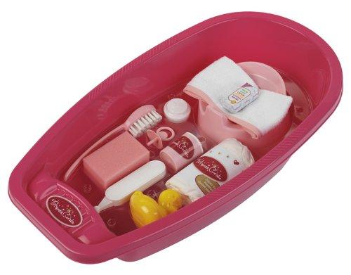 Bañera de juguete con accesorios Princess Doll Accessory Set