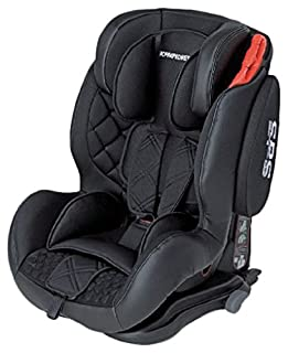 Foppapedretti Isodinamik, Silla de coche grupo 1/2/3 Isofix, Negro (B00CZA79AM) | Amazon price tracker / tracking, Amazon price history charts, Amazon price watches, Amazon price drop alerts