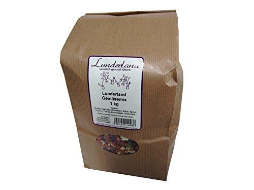 Lunderland Gemüse-Mix 1kg - Erbsen-mix