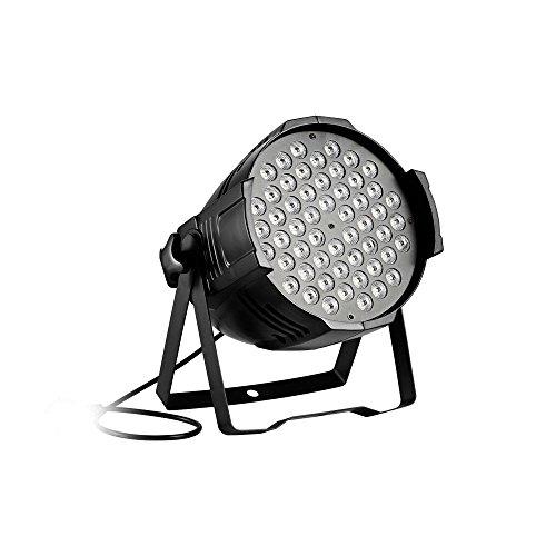 Disco-Lichter 80W/100W/120W/160W/180W, RGBW-Farbe, die LED-Licht, PAR DMX512 Partei-Lichter, aktive Stadiums-Beleuchtung, Effekt für DJ-Disco-Kneipen-Hochzeits-Partei KTV Nightclub ändert (80W)