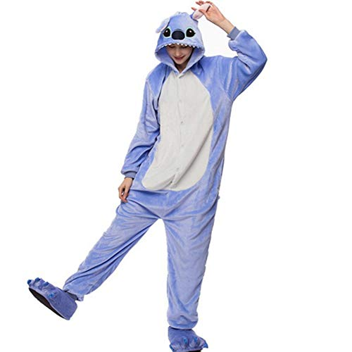 Unisex Cálido Pijamas Adultos Cosplay Animales Vestuario