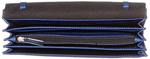 Borsa Da Polso Hailey Da Donna Kendall + Kylie, 3,5x11x21,2 Cm Blu (blu Indaco)