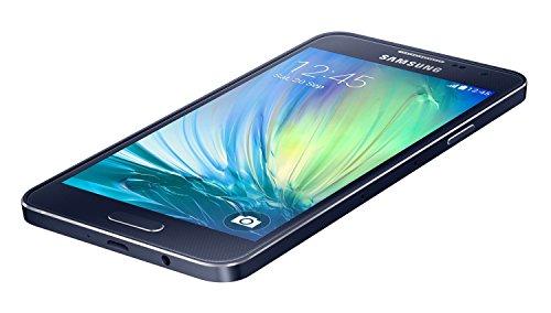 Samsung Galaxy A3 Sim-free Smartphone - Black