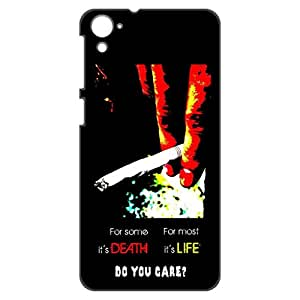 a AND b Designer Printed Mobile Back Cover / Back Case For HTC Desire 826 (HTC_826_3D_1866)