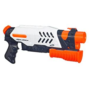 hasbro nerf 28498 jeu de plein air pistolet a eau super soaker scatter blast amazon. Black Bedroom Furniture Sets. Home Design Ideas