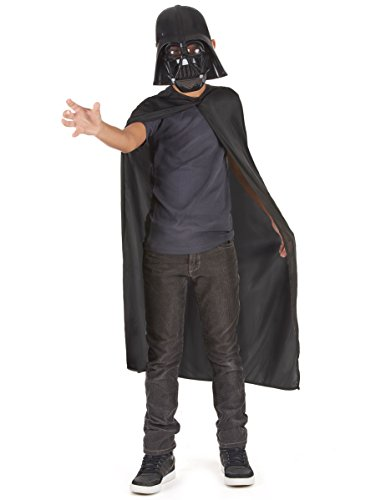 Generique - Offizielles Darth Vader-Set für Kinder (Darth Cape Vader)