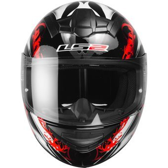 bddce822 LS2 FF352.51 Rookie Gamma Motorcycle Helmet – A1 Motorcycle Accessories