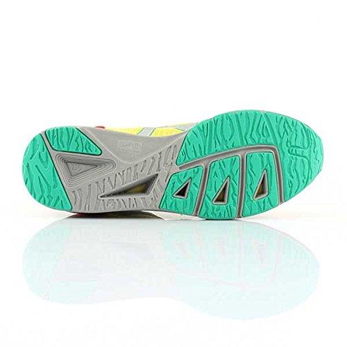 Onitsuka Tiger  Shaw Runner, Chaussures de ville à lacets pour homme Jaune
