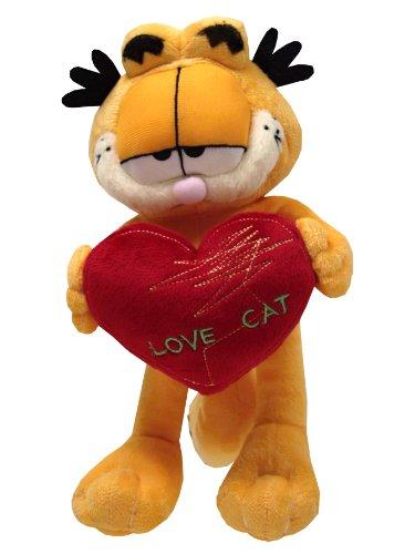 Garfield-Plschtier-mit-Herz-23cm