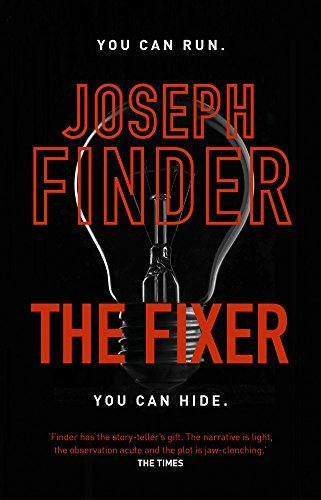 The Fixer by Joseph Finder (2015-06-18)