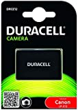 Duracell Premium Analog Canon LP-E12 Battery for EOS M M2 M10 100D 7.2V 600mAh