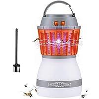 AUSHEN Mosquito Killer lámpara Mata Mosquitos electrico Exterior Interior Profesional Anti Mosquitos electrico (Versión Mejorada 2018)