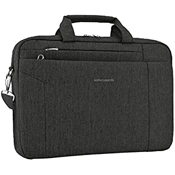 c4dbb79f806c KROSER Laptop Bag 15.6 Inch Briefcase Shoulder Messenger Bag Water  Repellent Laptop Bag Satchel Tablet Bussiness Carrying Handbag Laptop Sleeve  for Women ...