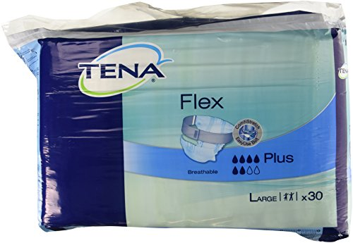 Nottingham Rehab Supplies M90196, Pannoloni per adulti Tena Flex Plus