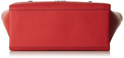 Calvin Klein Jeans M4rissa Large Tote, shoppers Rouge - Rot (LIPSTICK RED 635)