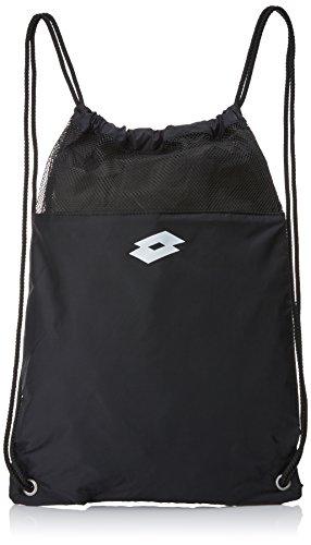 Lotto Wet Kit Team II Pk6Pcs - Mochila para hombre, color negro / blanco, talla 1