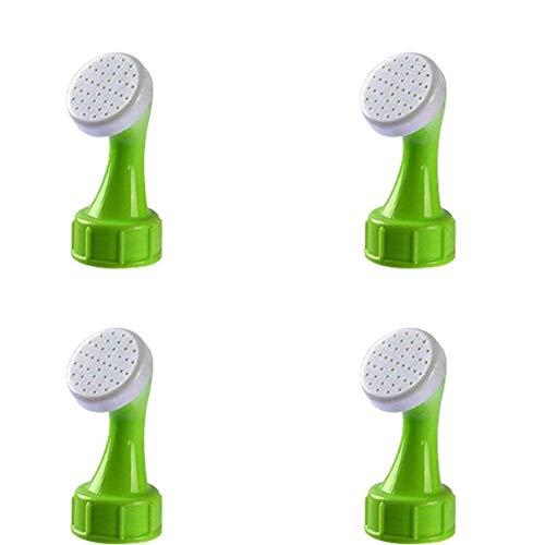 Myfei - Bewässerungsmundstück, Sprinkler/Pflanzensprühvorrichtung, tragbar, 4er Pack - Robuste Tragbare Drucker