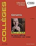 Gériatrie - Réussir les ECNi - Format Kindle - 9782294761478 - 25,99 €