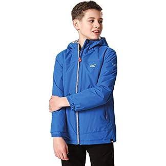 Regatta Children's Hurdle Ii Waterproof Insulated Hooded Jacket 5