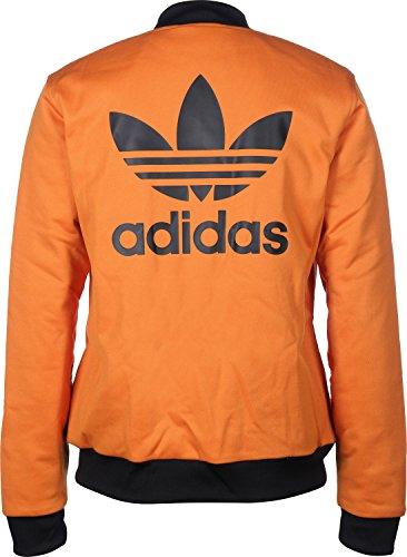 adidas BH W Bomberjacke orange