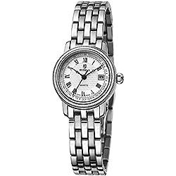 ZFFC-Damas de diseño de moda - moda reloj eterno impermeable reloj multifuncional,Un