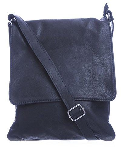 a Handbag tracolla NL220 Big donna Navy Shop Big Borsa Handbag ExYqCnqUXw