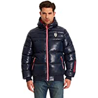 18f330b30bd Geographical Norway DB7 Casamia Men F Zip Hooded Mens Winter Puffer  Jackets. See Size Options