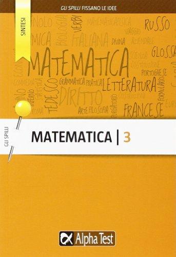 Matematica: 3