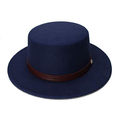 USPANDI Baseballmütze Larga in Capretto Vintage aus Wolle für Kinder, Becco-Mütze aus Pappagallo...