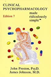 Clinical Psychopharmacology Made Ridiculously Simple (Medmaster Ridiculously Simple)