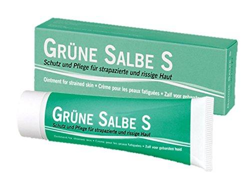 Grüne Salbe S 30 ml Silber-Creme mit natürlichem Chlorophyll