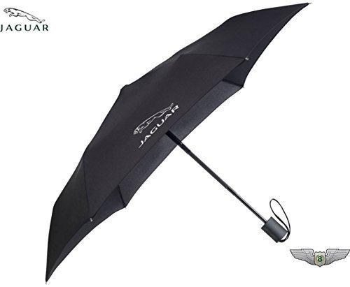 jaguar-nouveau-authentique-aluminium-noir-poche-parapluie-50jumapb