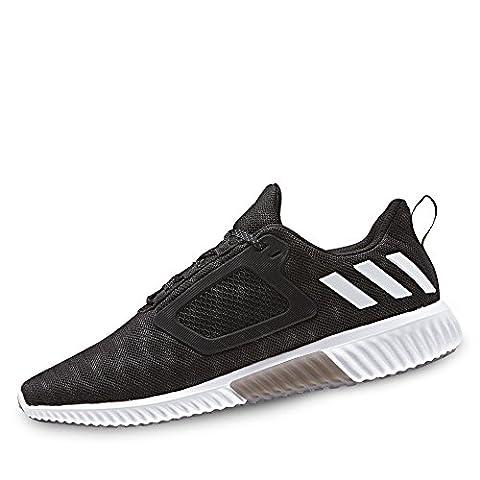 adidas Climacool cm, Chaussures de Running Entrainement Homme, Noir (Core Black/Footwear White/Night Metallic), 46 EU